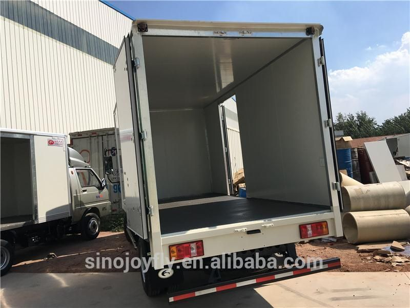 31a2fd2f45 Professional man refrigerated truck body with CE certificate ...