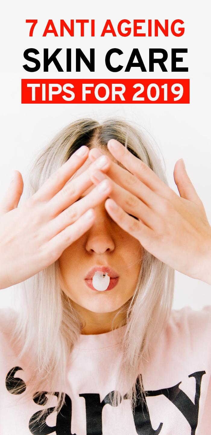 10 Anti Ageing Skin Care Tips For 10  Anti aging skin care, Skin