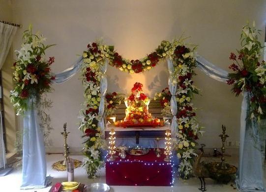 amazing ganesha decoration ideas for ganesh chaturthi festival with
