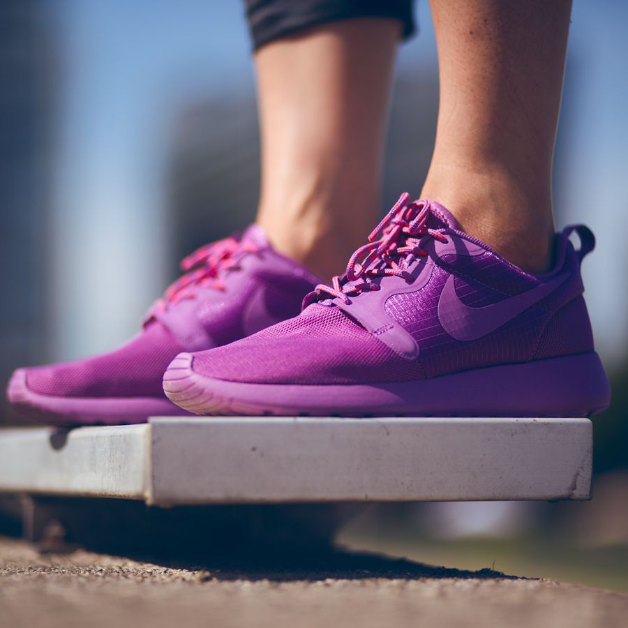We're diggin' the purple. #Nike #Roshe | Running | Nike