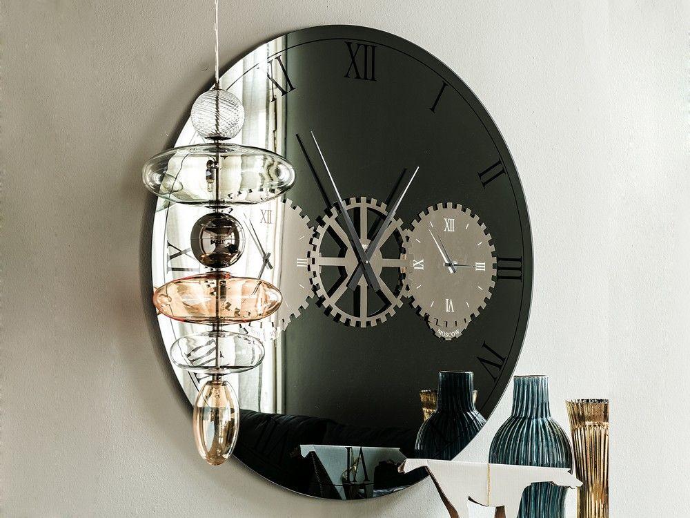 Cattelan Italia Times Mirror by Andrea Lucatello - Chaplins | Clocks ...