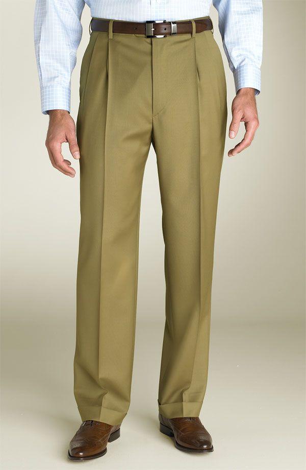 Define Pleated Pants | Gpant