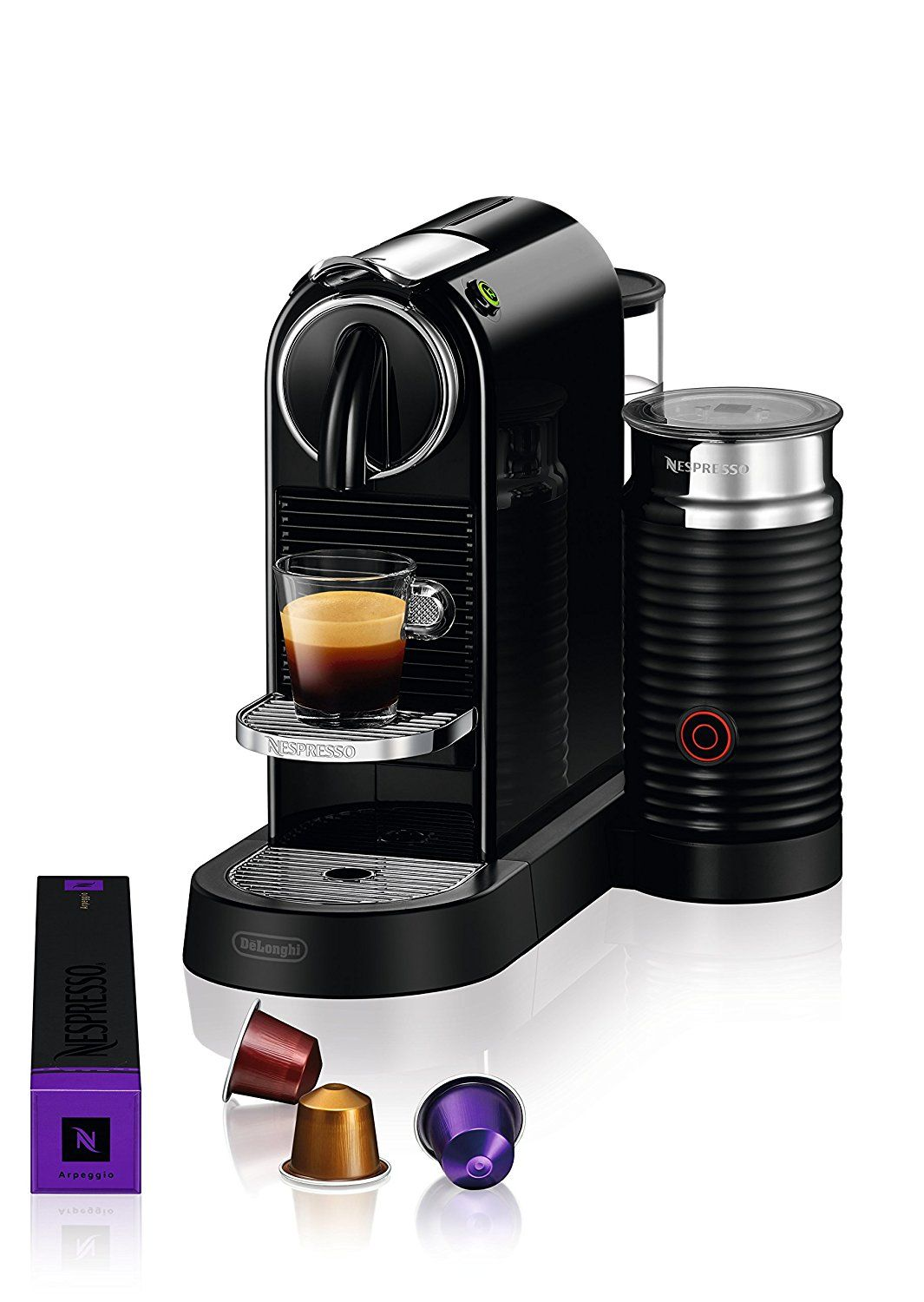 2nd Best Single Serve Coffee Maker Nespresso, Coffee