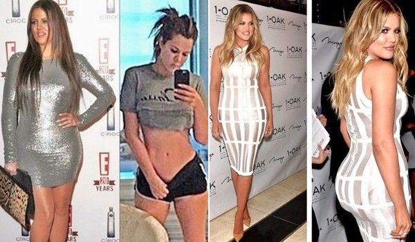 c9d7b0a0364 Khloe Kardashian shares weight loss secrets  Exercise and waist training