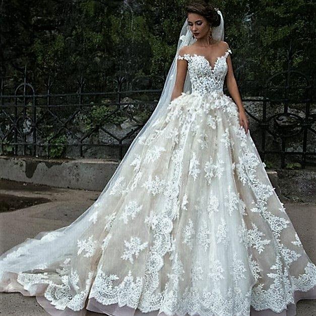 Pin von Ирма Гаприндашвили auf свадебные платья | Pinterest ...