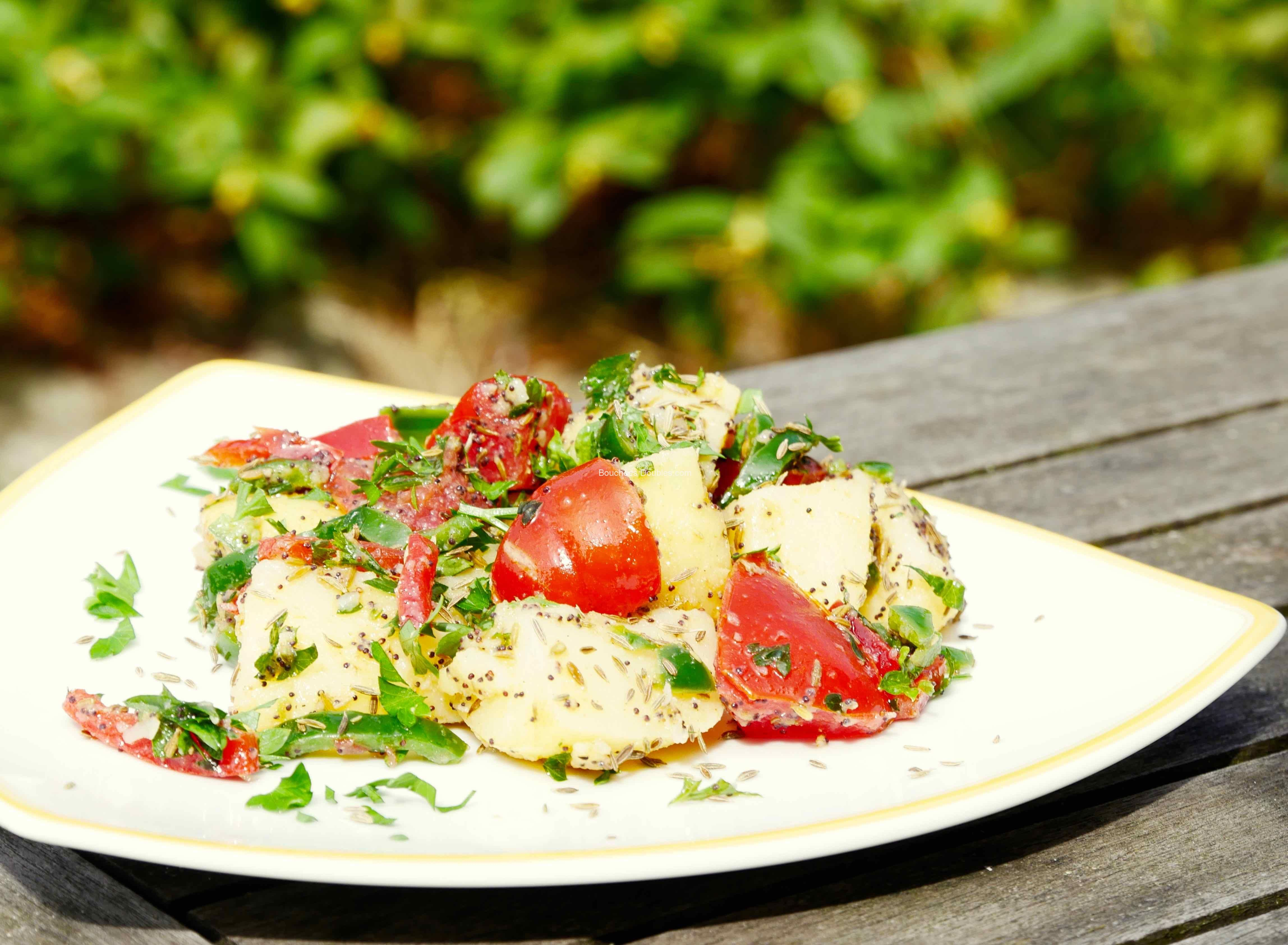Salade Alcaline Croquante Craquante Et Fondante Recette Alcaline
