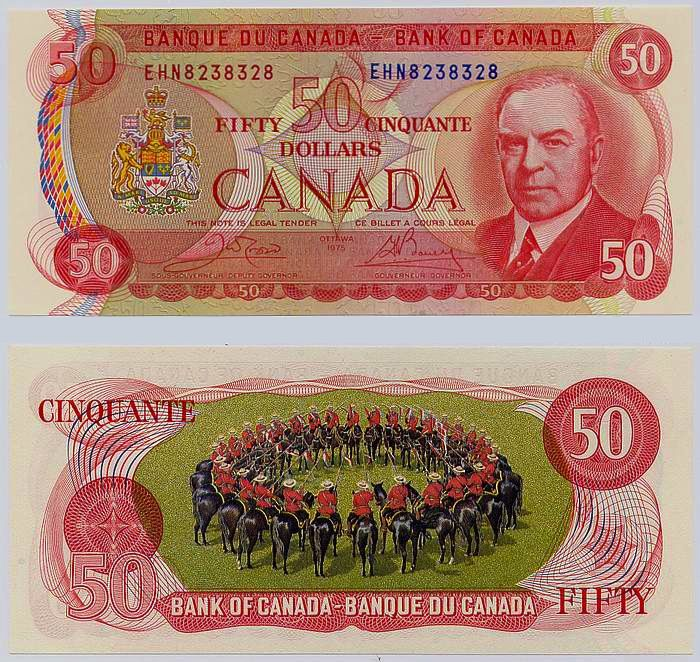 Nate S Nonsense Rtd S Favorite Note Canadian Money Canadian Coins Old Coins
