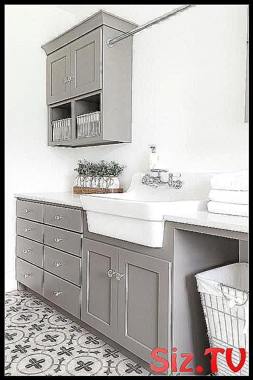 Gray shaker laundry room cabinets with glass knobs #apron #cabinets #Countertops #glass #Gray #gray_Laundry_Room #knobs #laundry #quartz #room #shaker #sin #Sink #surrounding #topped #White #graylaundryrooms Gray shaker laundry room cabinets with glass knobs #apron #cabinets #Countertops #glass #Gray #gray_Laundry_Room #knobs #laundry #quartz #room #shaker #sin #Sink #surrounding #topped #White #graylaundryrooms