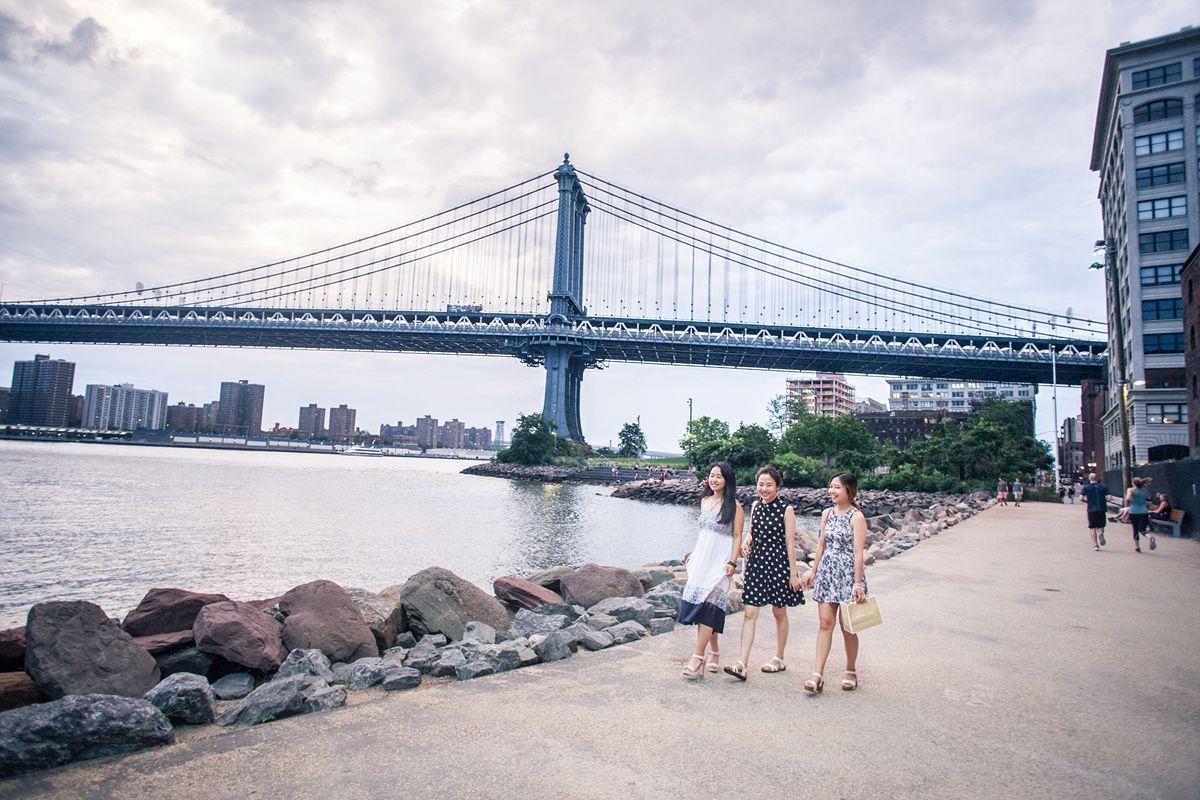 Snap by BOM : 뉴욕 스냅 촬영/ 허니문 스냅 사진 | 브루클린 덤보 우정스냅 - Snap by BOM : 뉴욕 스냅 촬영/ 허니문 스냅 사진