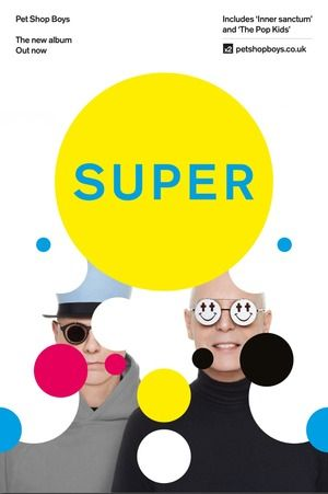 Pet Shop Boys Super Tour 2016 Hello Beautiful Just Wanted To Let