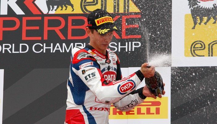 Van Der Mark next year in Superbikes