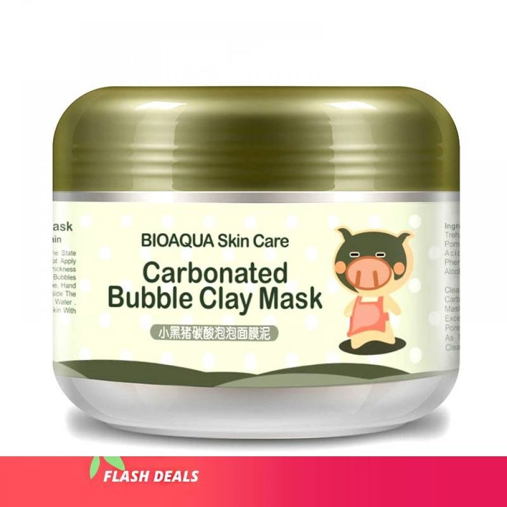 Skin Care Carbonated Bubble Clay Mask In 2020 Skin Care Face Mask Antiaging Mask Carbonated Bubble Clay Mask
