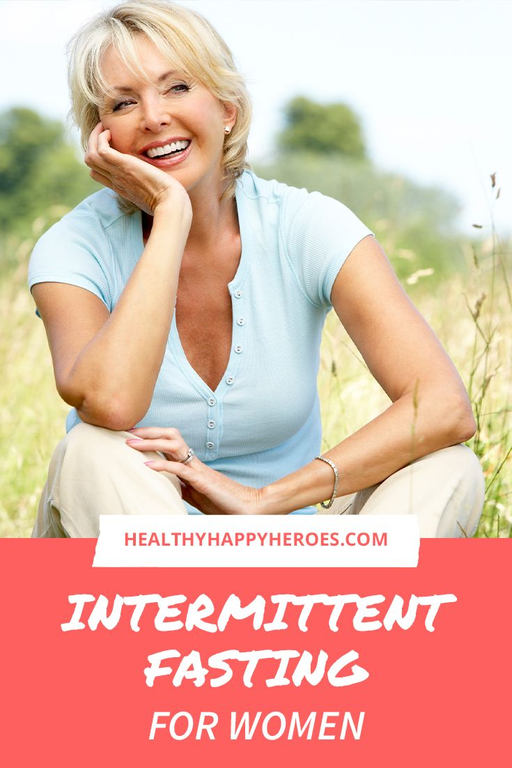 Intermittent Fasting For Women: What You Need To Know