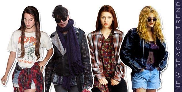 grunge fashion 90s - Google zoeken   90s Grunge fashion ...