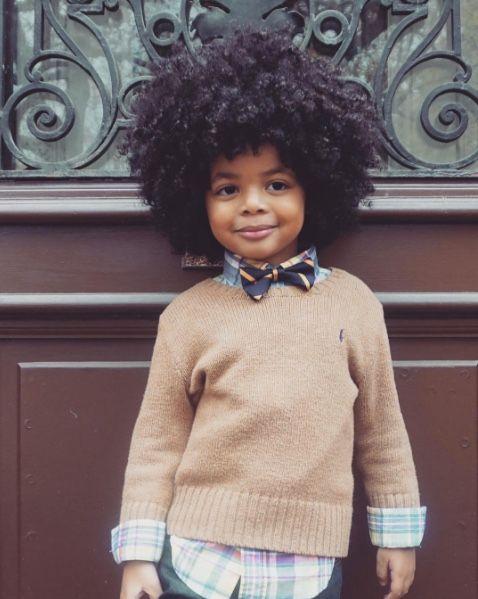 Ig Ianfaith For The Kids Curly Hair Styles Boys