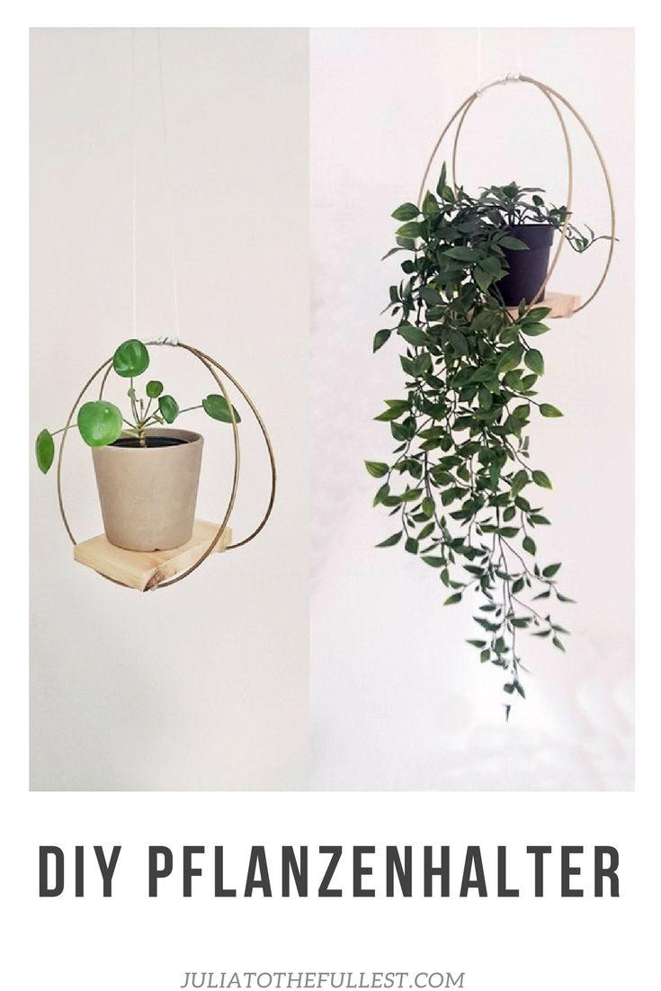Photo of Hoch hinaus: DIY Pflanzentablett