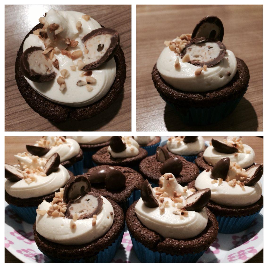 Cupcakes mit Schockobon's