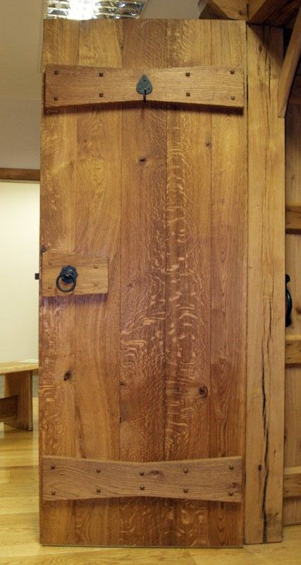 120.00 Solid Oak Cottage Internal doors manufactured by Heritage ...