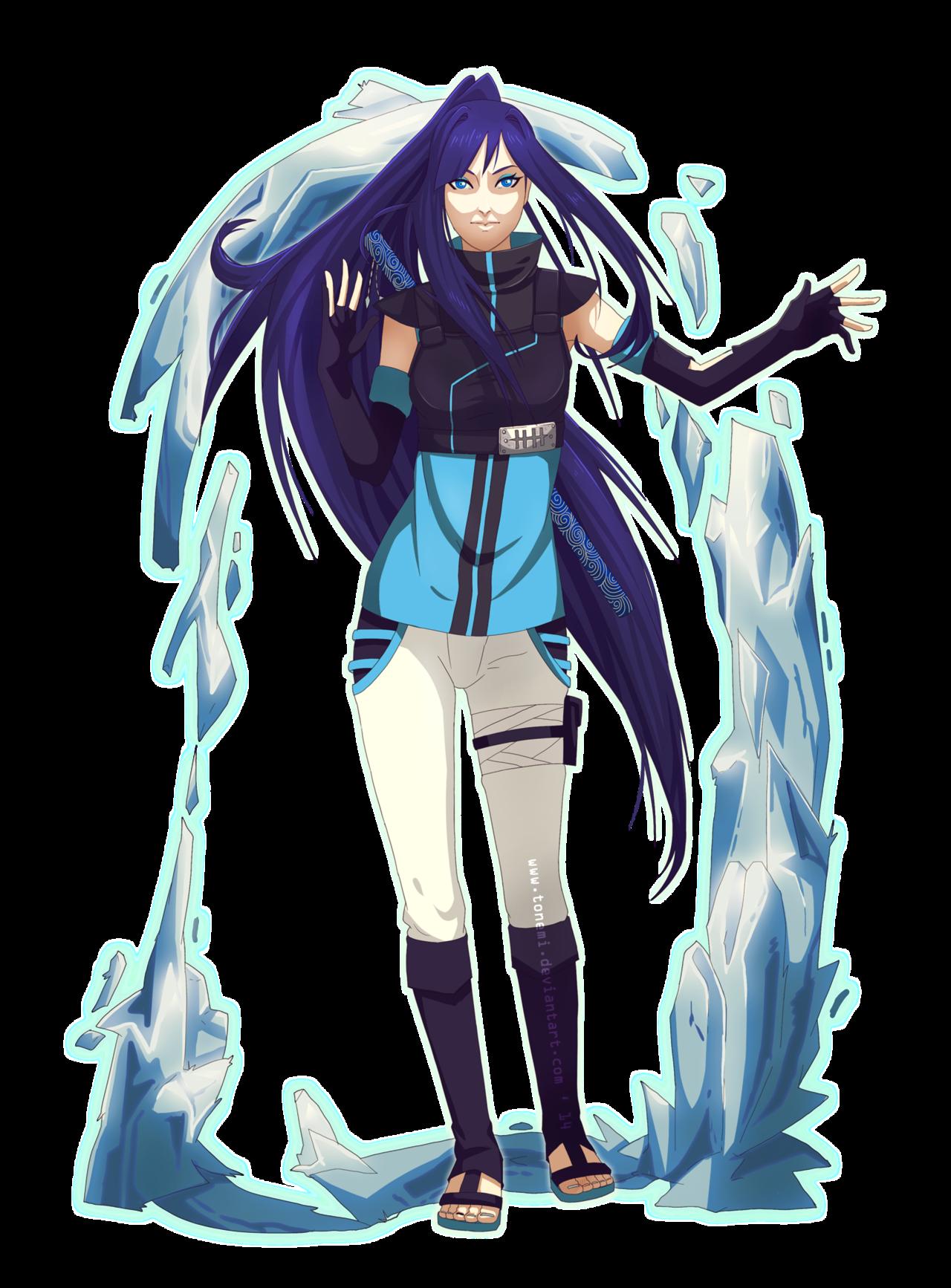 Amane's power! I like the outfit too Naruto oc
