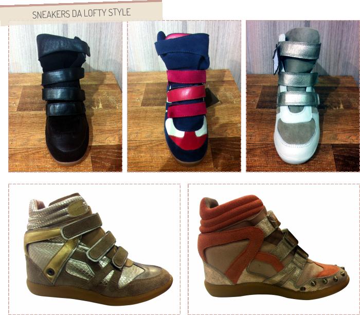 Blog da Lofty Style: Sneakers de Salto: a tendência street style na Lofty Style!