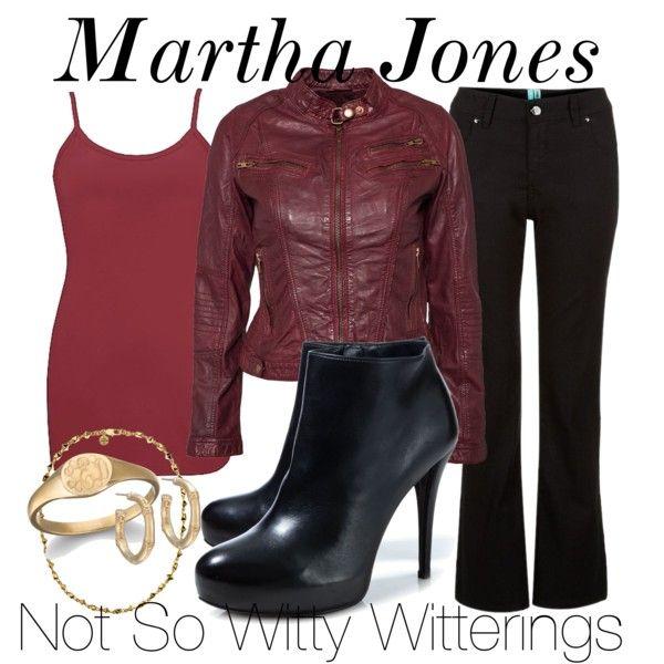 Martha Jones Costume