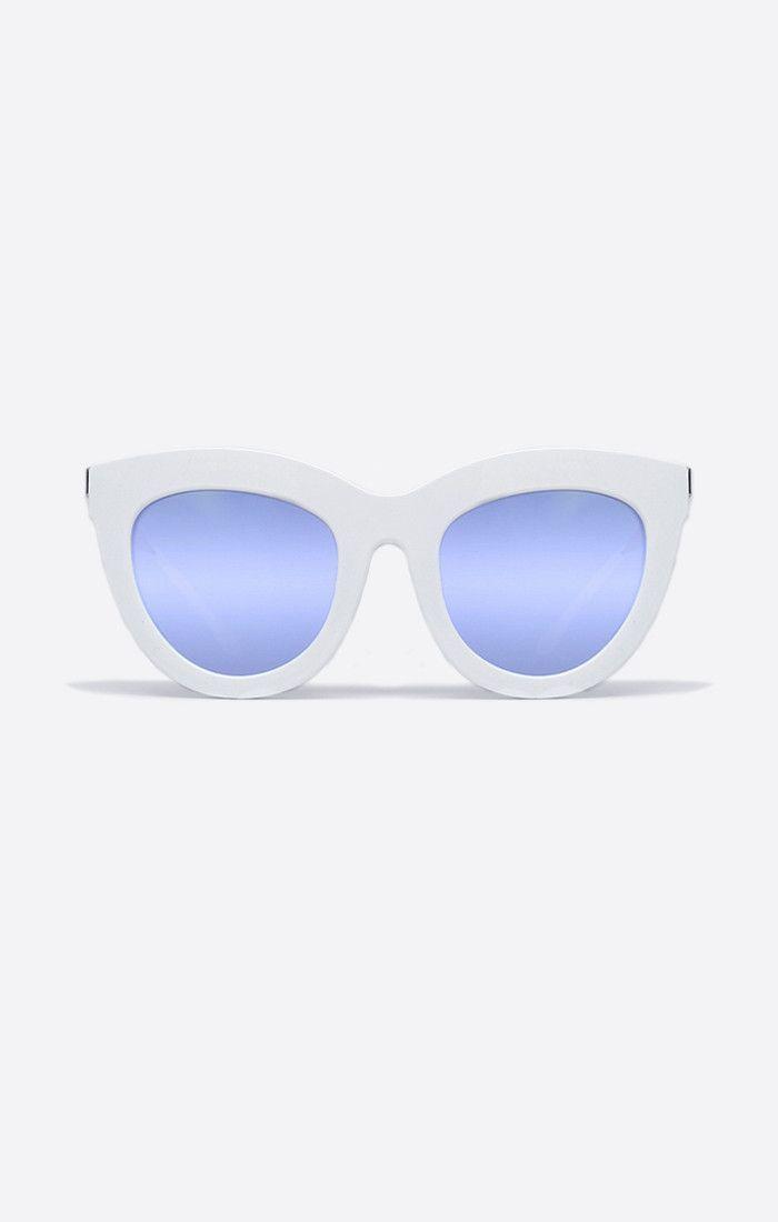 Quay Australia - Eclipse - White/Lilac