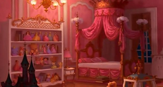 I'm currently pretty obsessed with recreating this room for Baby Stardust. Sure, it's a bit much, but I trust my parenting to keep the bebe grounded.
