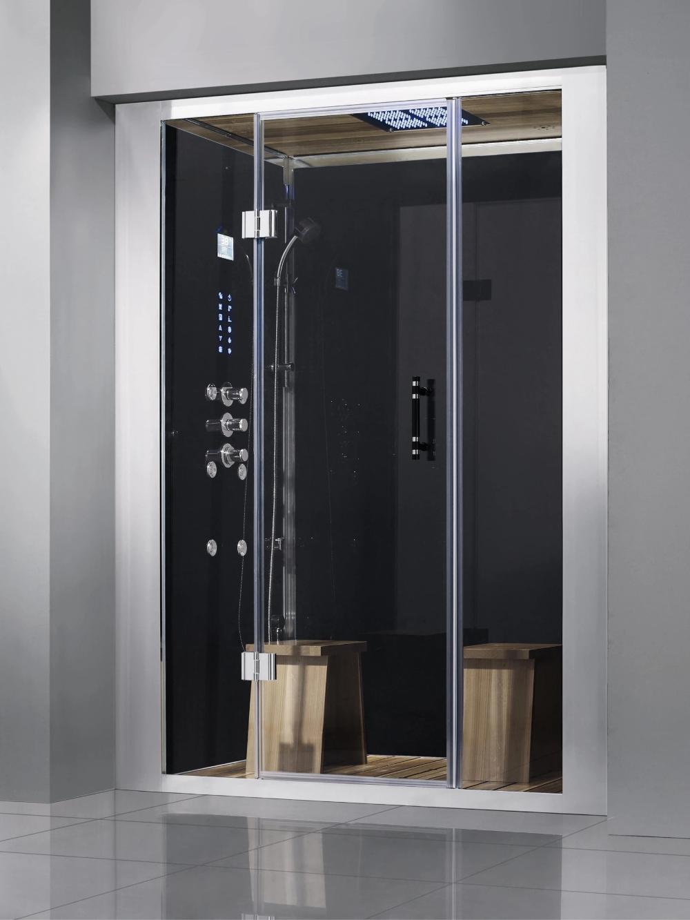 Athena Ws 112 Steam Shower 59 L X 36 W X 89 H Steam Shower