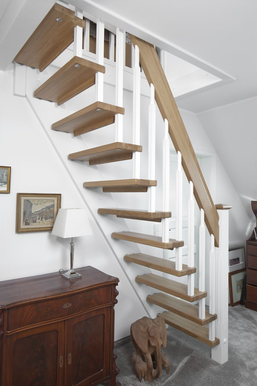 dachbodenausbau treppe - Google Search | Small stairs | Pinterest ...