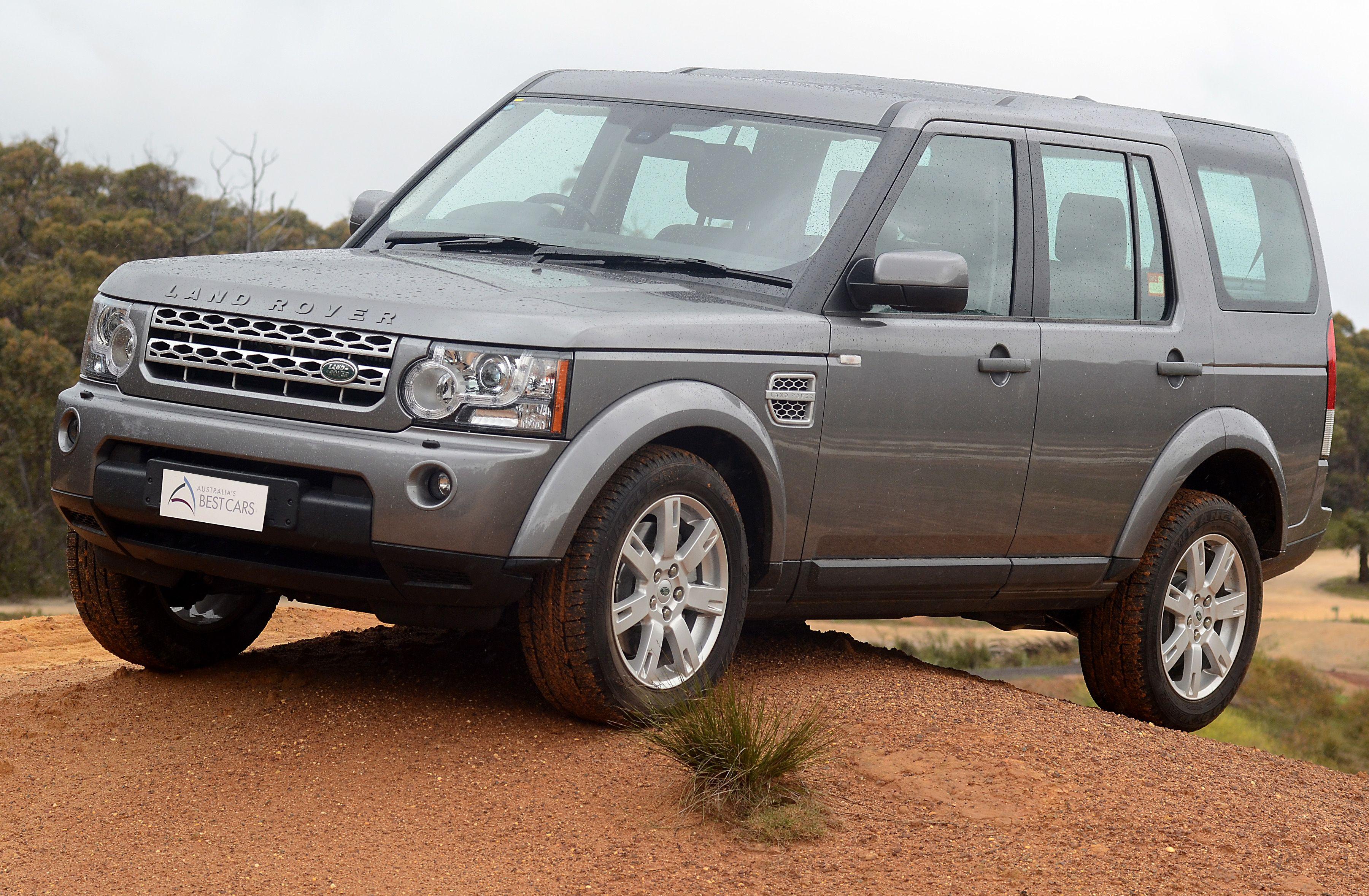2011 land rover dc100 concept side 2 1280x960 wallpaper - 2011 Land Rover Discovery 4 Sdv6 Se Wagon
