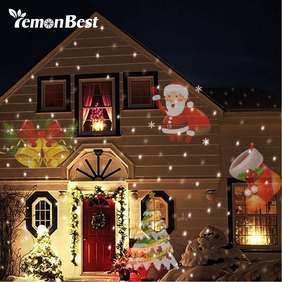 Pin de Warto kupić em Natal | Decorações de natal ao ar livre, Natal ao ar  livre, Luzes de natal