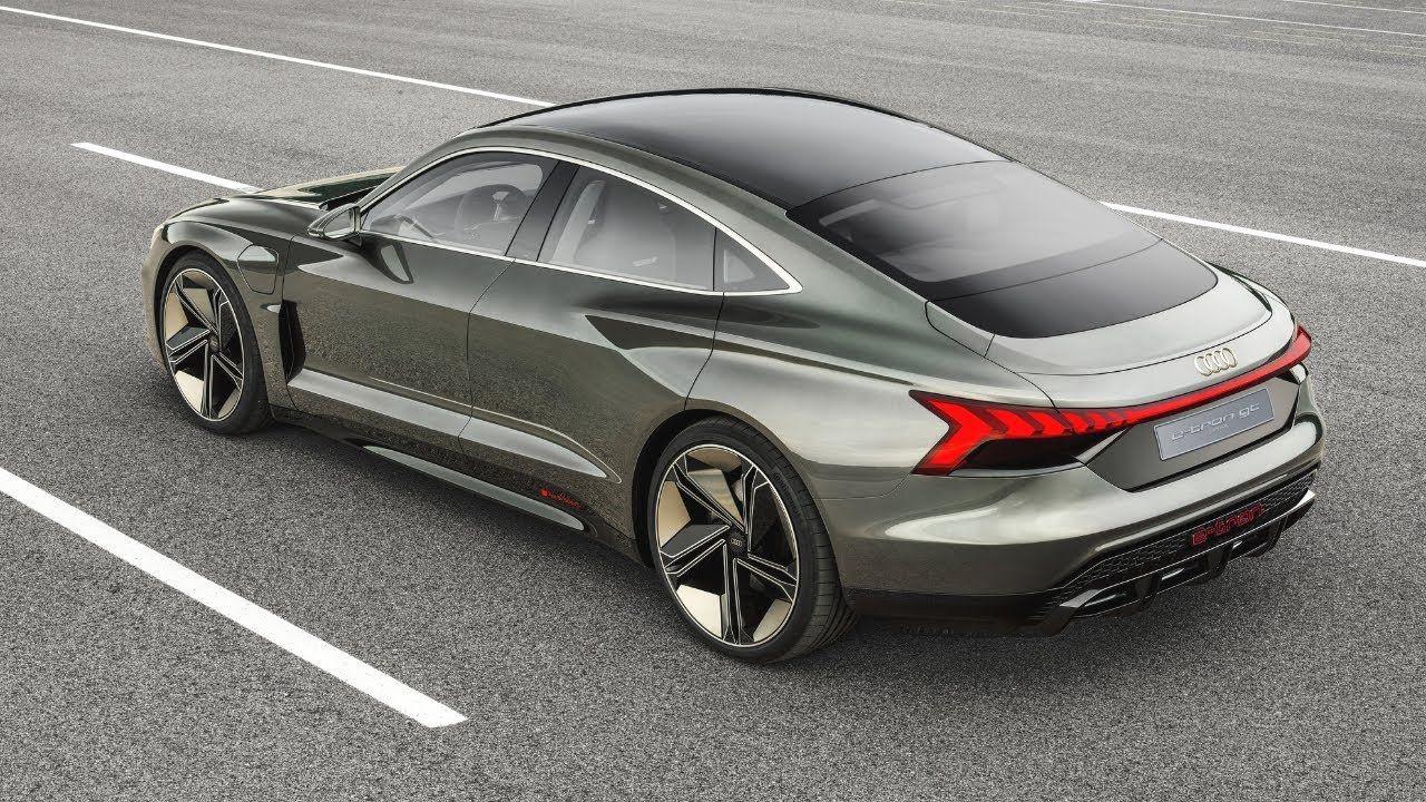 audi etron gt 2021 new cars hd görüntüler ile