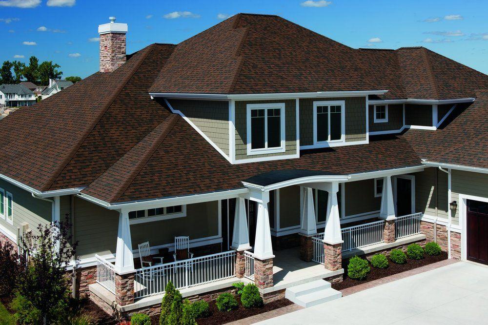 Best Brownwood Asphalt Roof Shingles Shingle Colors Roof Colors 400 x 300