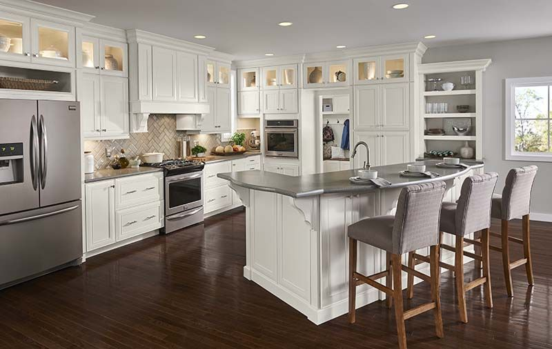 Best Durable Cabinets Three Smart Collections Custom Kitchen 400 x 300