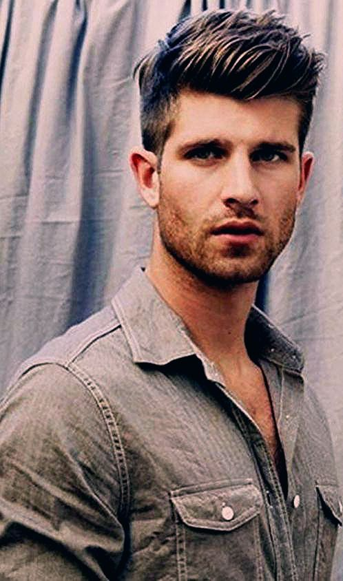 Photo of Men's Hairstyles Hipster Men Haircuts