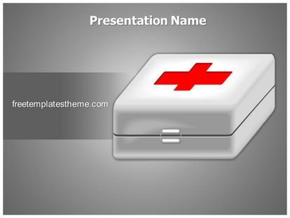 Get This Free First Aid Powerpoint Template With Different
