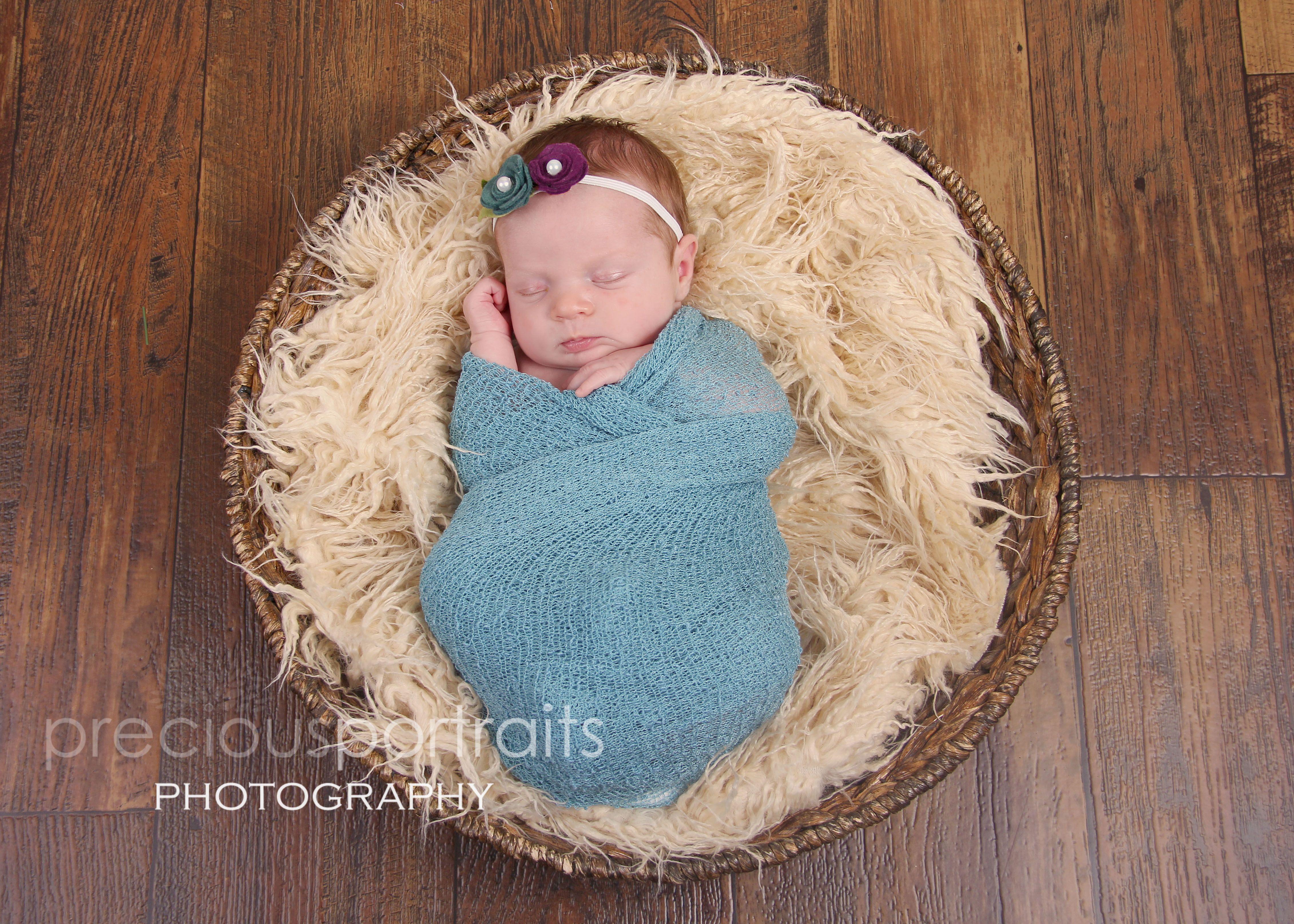 Newborn wrap www.preciousportraitsbyheathermasters.com