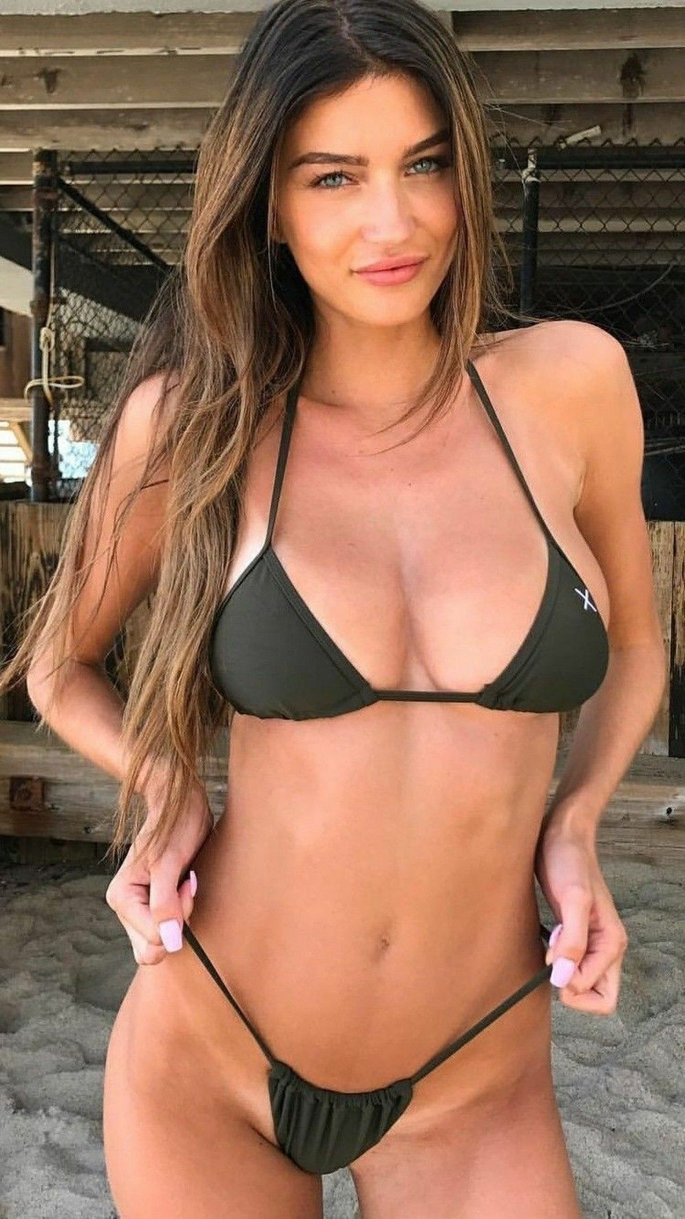 Young face porn model