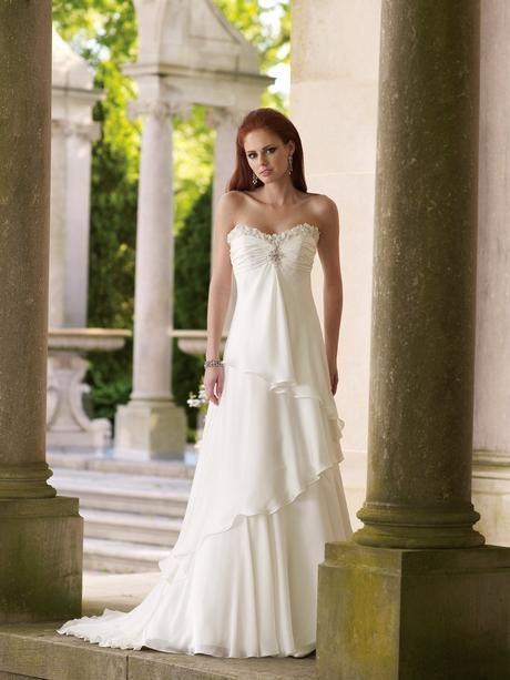 Sophia Tolli Bridal Gown, Wedding Dresses Style #Y11031