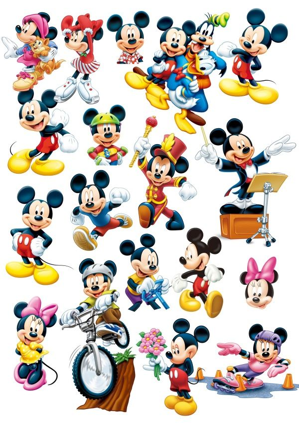 Disney Mickey Mouse Icon Psd Material For Free Download Mickey