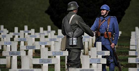 A canker of ignorance and bigotry infects the First World War centenary