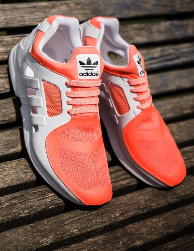 various colors 8bcff feb8b adidas EQT Racer 2.0 Solar Orange