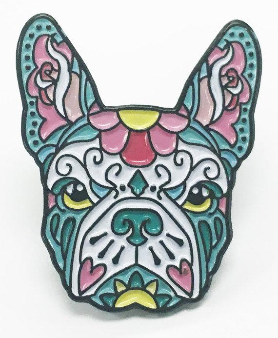 Animal sugar skull tattoo - photo#43
