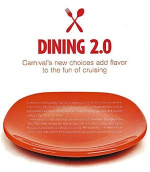 Carnival Cruise Your Time Dining Options Carnival Cruise Carnival Cruise Secrets Carnival