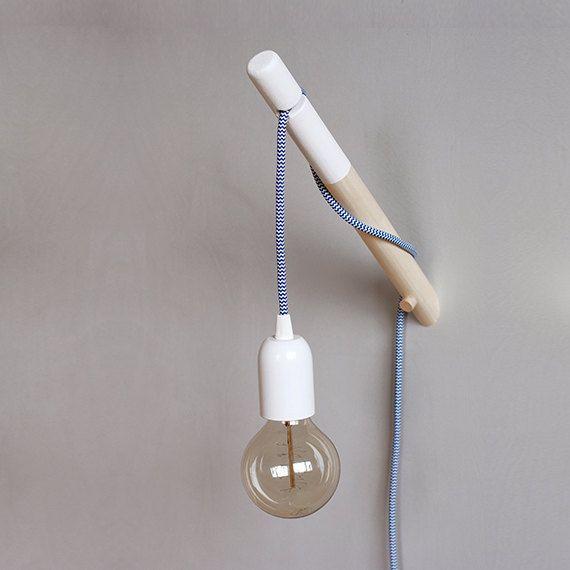 Sie können angepasst diese Lampe mit der Farbe der Textil-Schnur - dekoideen mit textilien kreieren sie gemutliche atmosphare zuhause
