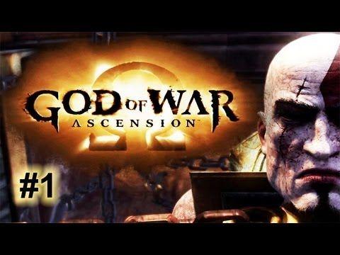 God of War: Ascension Gameplay/Walkthrough Part 1   Information