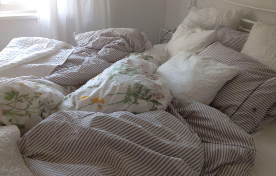 good morning ikea bedroom strandkrypa ikea pinterest bedding bedrooms and ikea bedroom. Black Bedroom Furniture Sets. Home Design Ideas