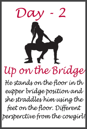 Sex positions for valentines day