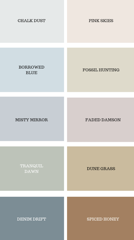 Tranquil Dawn Announced As Colour Of The Year For 2020 According To Dulux In 2020 Hallway Colours Paint Colors For Home Dulux