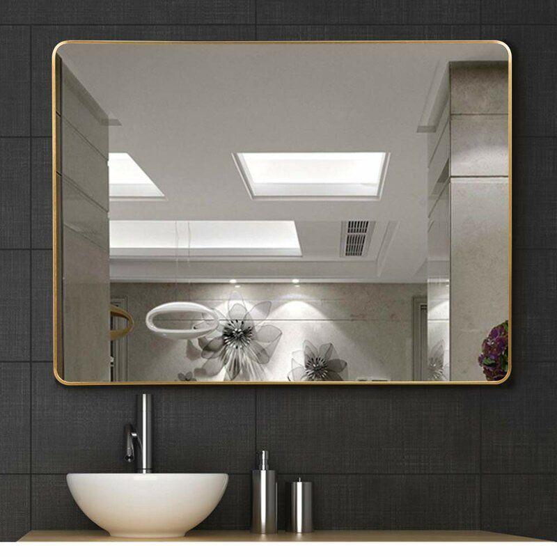 17++ Bathroom vanity mirror with outlet custom